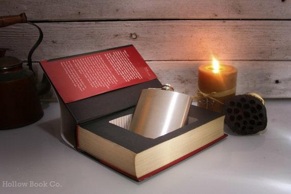 Hollow Book Safe & Secret Flask - Eclipse: The Twilight Saga