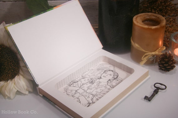 Hollow Book Safe - Anne of Green Gables
