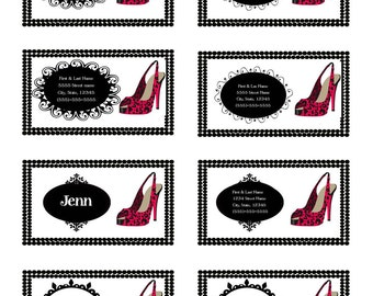 Bachelorette Party Favor-Personalized Luggage Tag-Custom Made