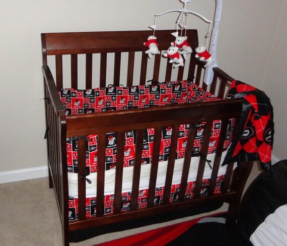 Uga Crib Bedding Set