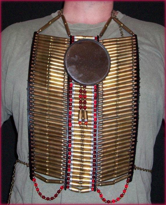 Warlord Bullet Breastplate