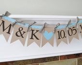 Wedding Engagement Banner -Personalized