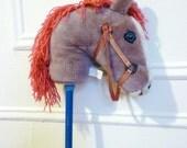 Vintage Hobby Horse