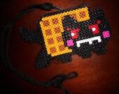 Evil Nyan Cat (Tacnayn) Necklace