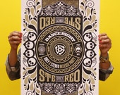 OBEY x MFG x STEREO (Collab with Shepard Fairey)