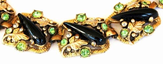 Selro Selini Bracelet Art Nouveau Style