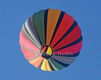 Hot Air Balloon Greeting Cards, Set of 8