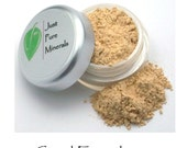 Sand Vegan Foundation - Always Vegan and Cruelty-Free- 9g product in a 30g sifter jar