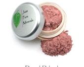 Pink Petal Vegan Blush - Always Vegan and Cruelty-Free - 6g product filling a 20g sifter jar