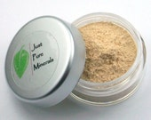 Universal Beige Vegan Eye Shadow - Cruelty Free Mineral Eye Shadow- 3g of product in a 10g sifter jar