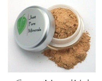 Sunset Mineral Veil - Always Vegan and Cruelty-Free- 9g product in a 30g sifter jar