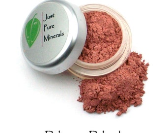 Bloom Vegan Blush - Always Vegan and Cruelty-Free - 6g product filling a 20g sifter jar