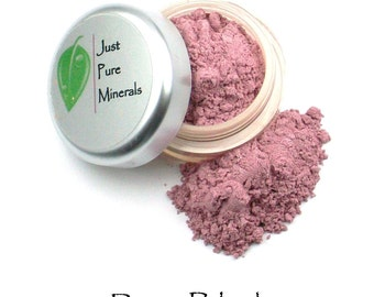 Rose Vegan Blush - Always Vegan and Cruelty-Free - 6g product filling a 20g sifter jar