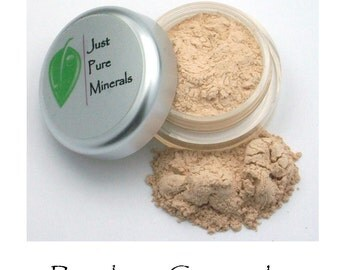 Bamboo Vegan Concealer- 100% Cruelty Free - 6g Product in a 20g Sifter Jar