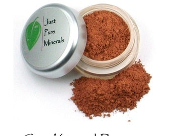 Sun Kissed Vegan Bronzer- Vegan Mineral Makeup - Absolutely cruelty free and absolutely gorgeous.