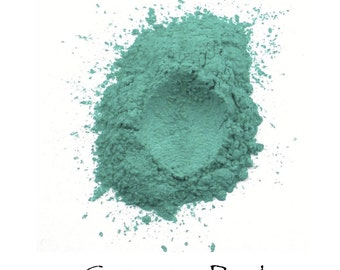 Swimming Pool Vegan Eye Shadow - Cruelty Free Mineral Eye Shadow- 3g of product in a 10g sifter jar