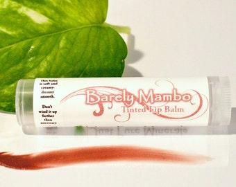 Barely Mambo Vegan Tinted Lip Balm -