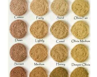 Medium Neutral Vegan Foundation - Vegan Makeup