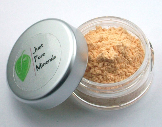 Tiny Bubbles Vegan Eye Shadow - Cruelty Free Mineral Eye Shadow- 3g of product in a 10g sifter jar