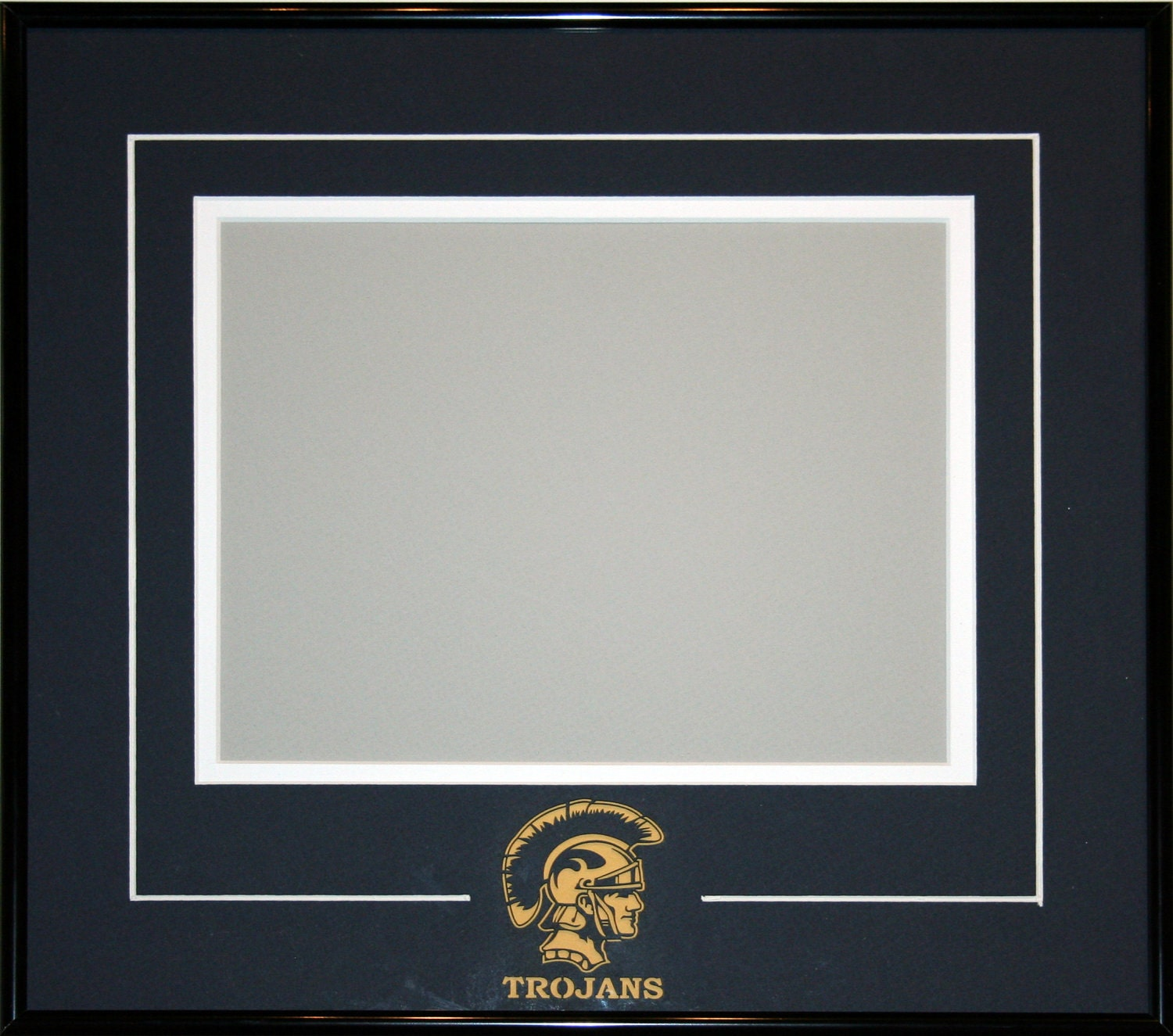 Custom Personalized School Logo Picture Frame
