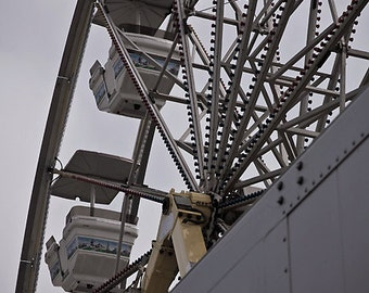 Ferris Wheel - Gothic Carnival Images