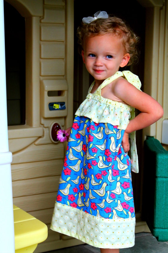 Carolina Coast Dress for girls