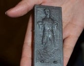 Han Sopo Star Wars Inspired soap by Naturally Nerdy