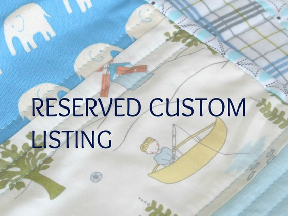 RESERVED LISTING :)