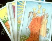 Tarot Card Reading Relationship Spread