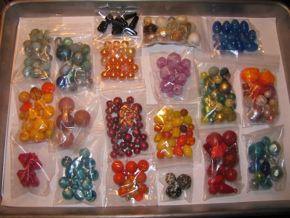 Large Vintage To Now Bead Lot
