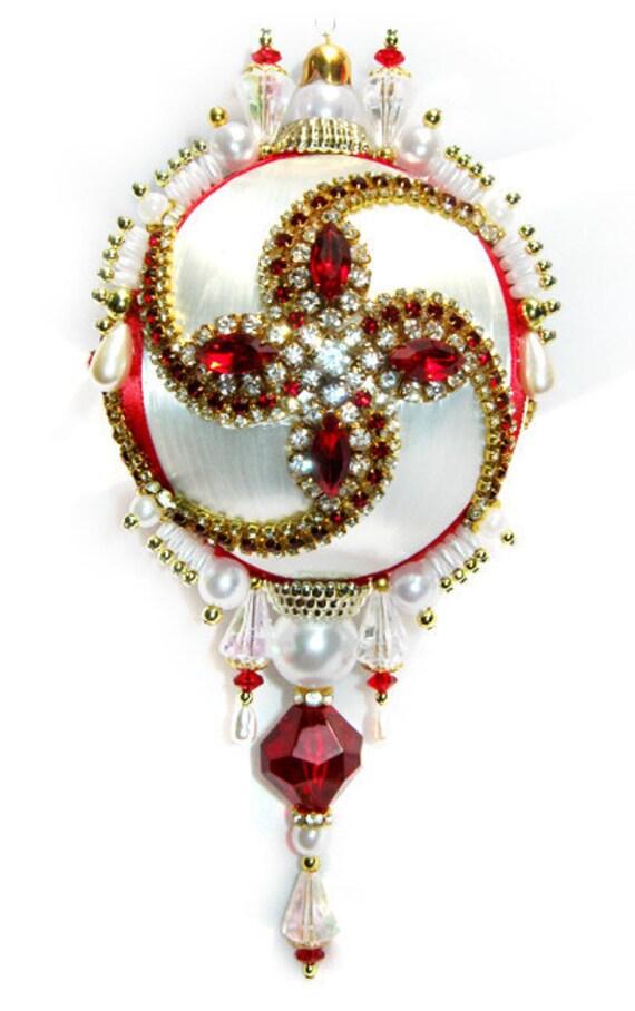 Dazzling Christmas Ornament