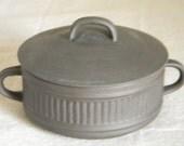 Dansk IHQ Flamestone Casserole Jens Quistgaard Vintage Cookware Kitchenware