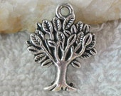 4 Tree of Life Charms - BE302 ZB