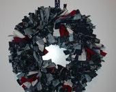 U.S. Navy Decorative Patriotic Wreath