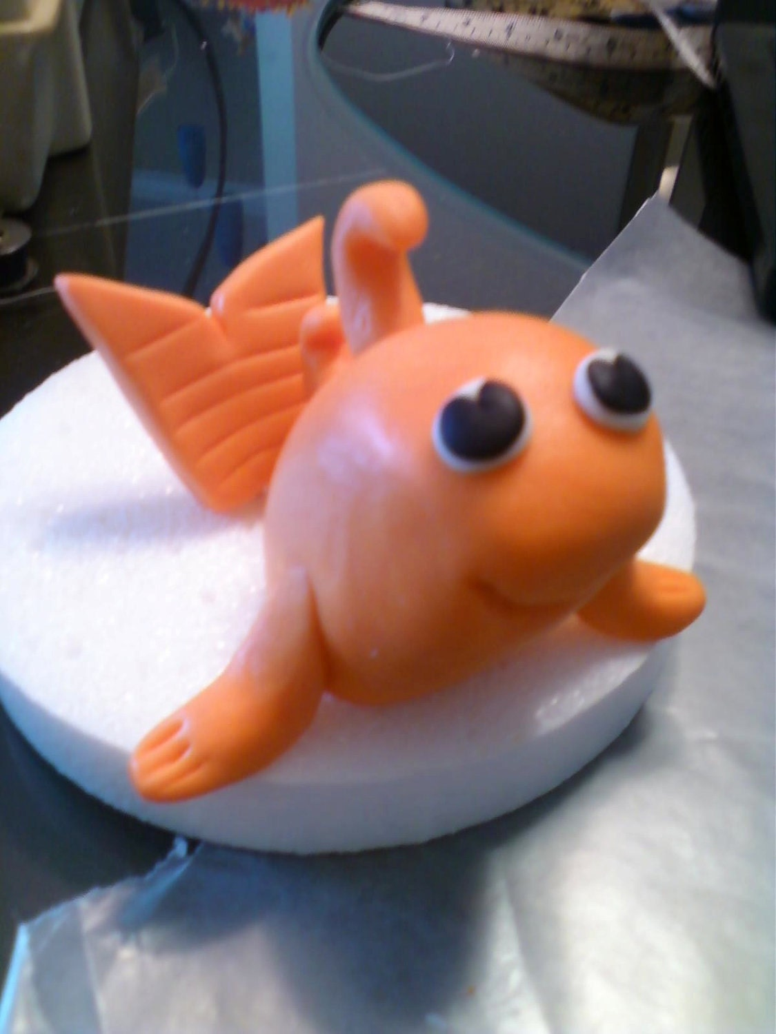 Dr seuss fish for The fish doctor