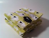 Lavender Chamomile Sachet Bundle, Oops, Bah Bah, Sheep, Eco Friendly, Organic