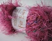 Pink Eyelash Moda Dea Yarn Pinksuasion