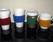 Reserved for Minda (Set of 8 Cozies) Buy 3, get 1 Free Sale