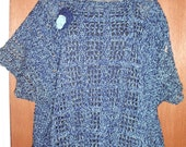 Plus size crochet Summer top