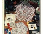 Star Doilies /  Crochet Pattern Book / Leisure Arts 2262