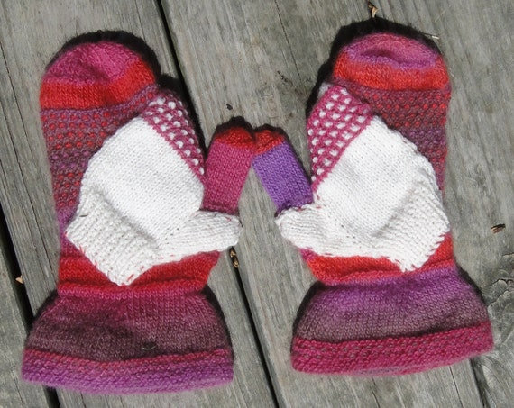 Mommy & Me mittens