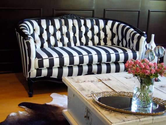 One of a Kind Sofa/Love Seat