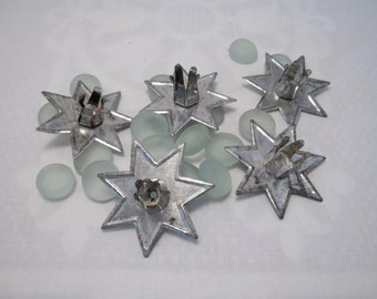 Items similar to shabby chic tree candles rustic for Jewelry arts prairie village