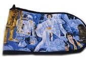 Star Wars oven mitt (Double Leia)
