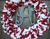 University of Alabama Wreath