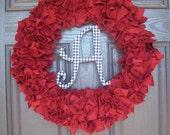 Crimson Alabama Wreath
