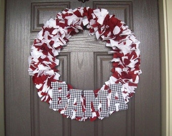 BAMA Wreath