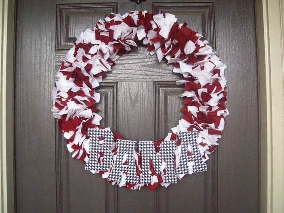 "BAMA Wreath 18"" (large)"