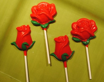 Chocolate Roses For Your Love