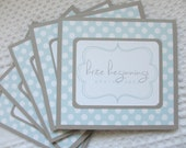 """RESERVED LISTING for Etsy buyer """"Mendi Brite"""" w/ Brite Beginnings Photography - 5 CD Sleeves w/ Logo"""